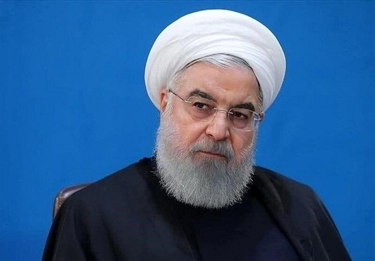 واکنش دفتر روحانی به حقوق ۳۵۰ میلیونی بازنشستگی حسن روحانی