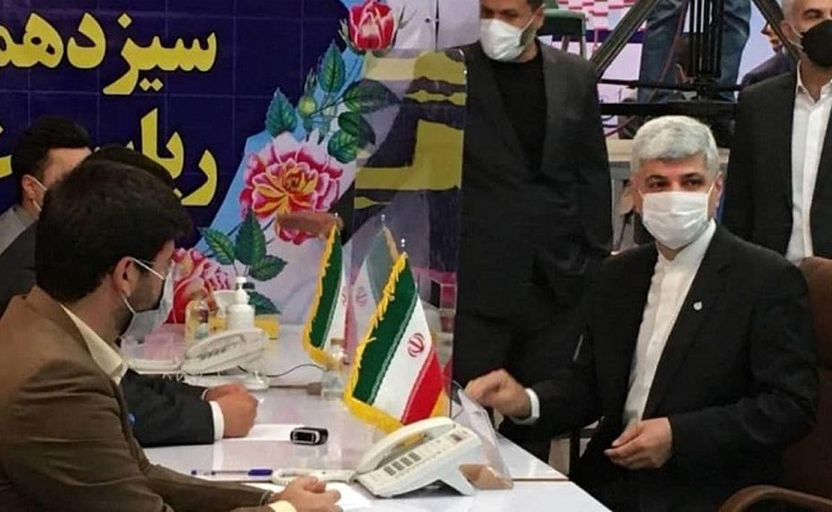 رامین مهمانپرست هم کاندید انتخابات شد