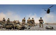 خروج آمریکاییها از پایگاه نظامی در قندهار افغانستان