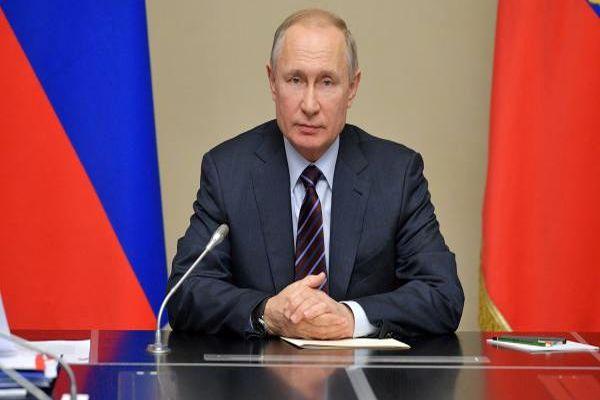 ولادیمیر پوتین هم به رییسی تبریک گفت + متن پیام