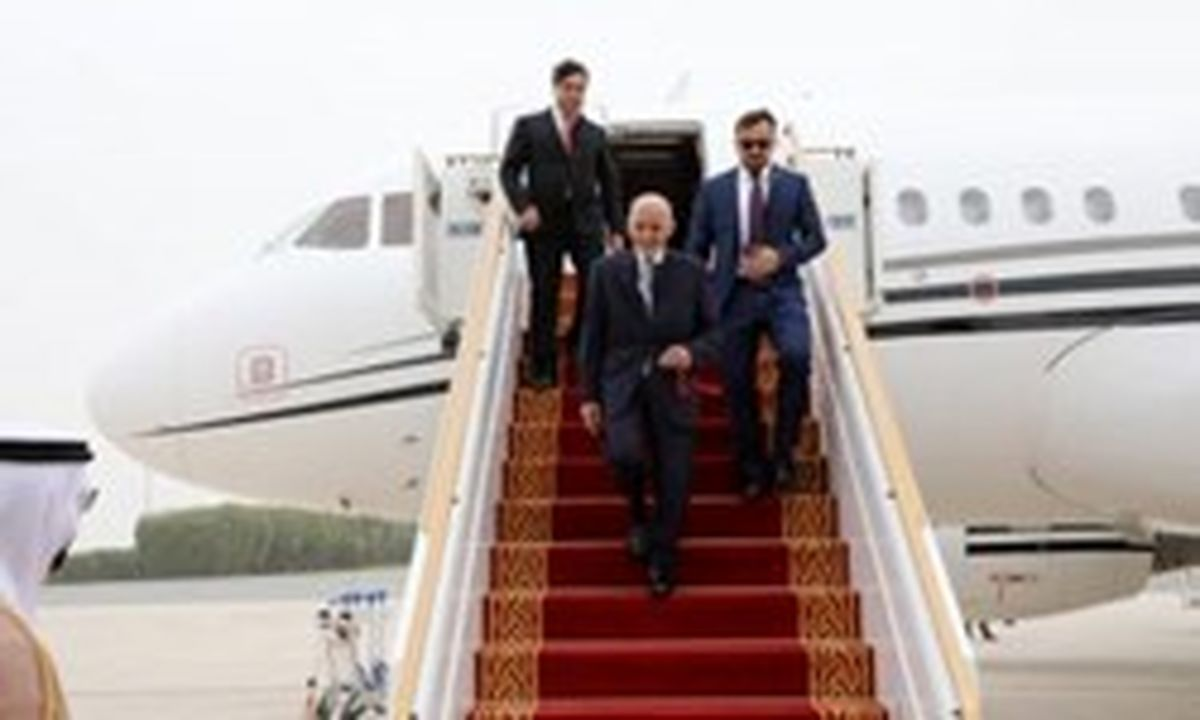 تاجیکستان ورود  «غنی» به این کشور را تکذیب کرد