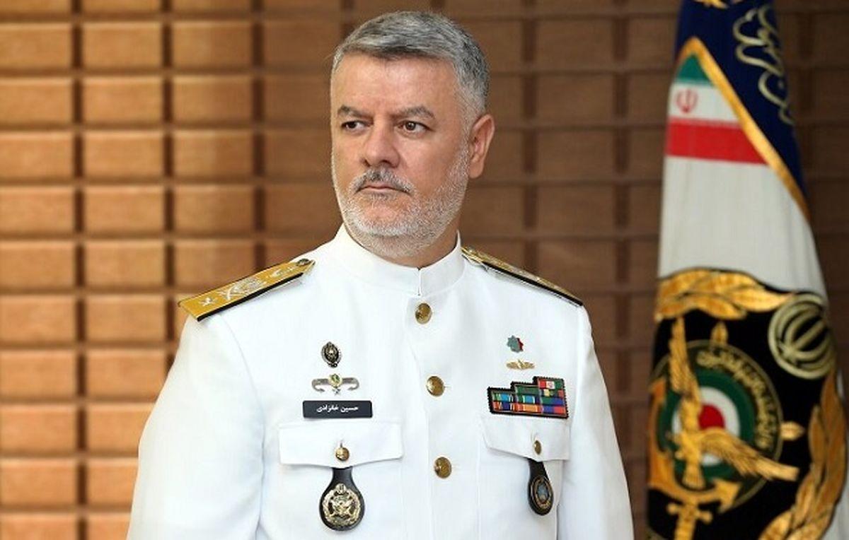خطو نشان ارتش ایران برای آمریکایی ها + جزئیات