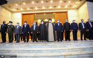 تجدید میثاق دولت سیزدهم با امام(ره)