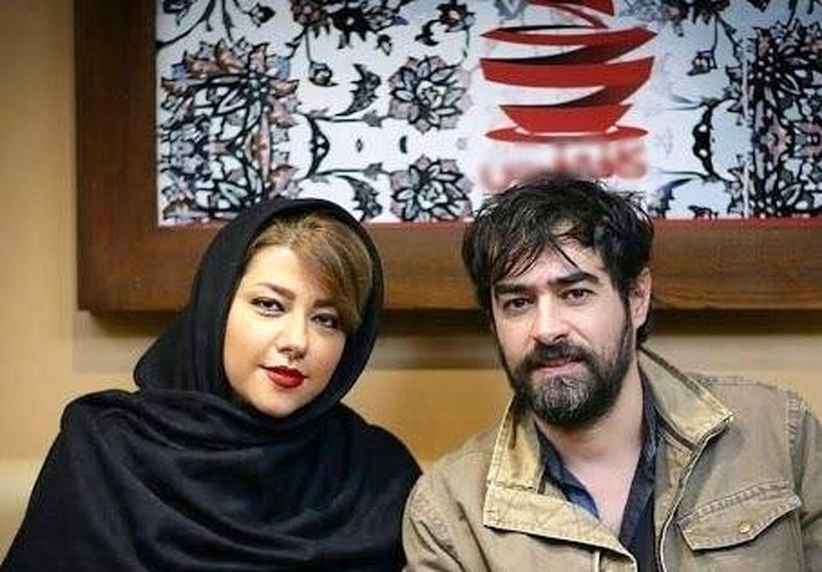 گریم عجیب و غریب شهاب حسینی+عکس دیده نشده