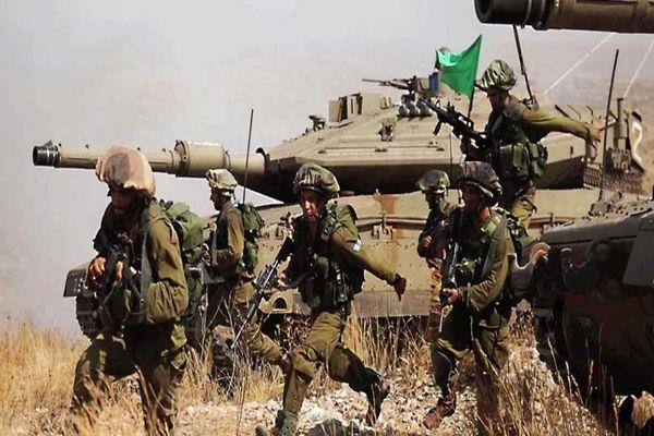 ارتش صهیونیستی بزرگترین مانور تاریخ خود را آغاز کرد