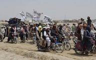 تصاویر سقوط پایگاه هوایی؛بالگردهای روسی در اختیار طالبان