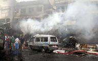 وقوع انفجاری مهیب در شمال غرب سوریه