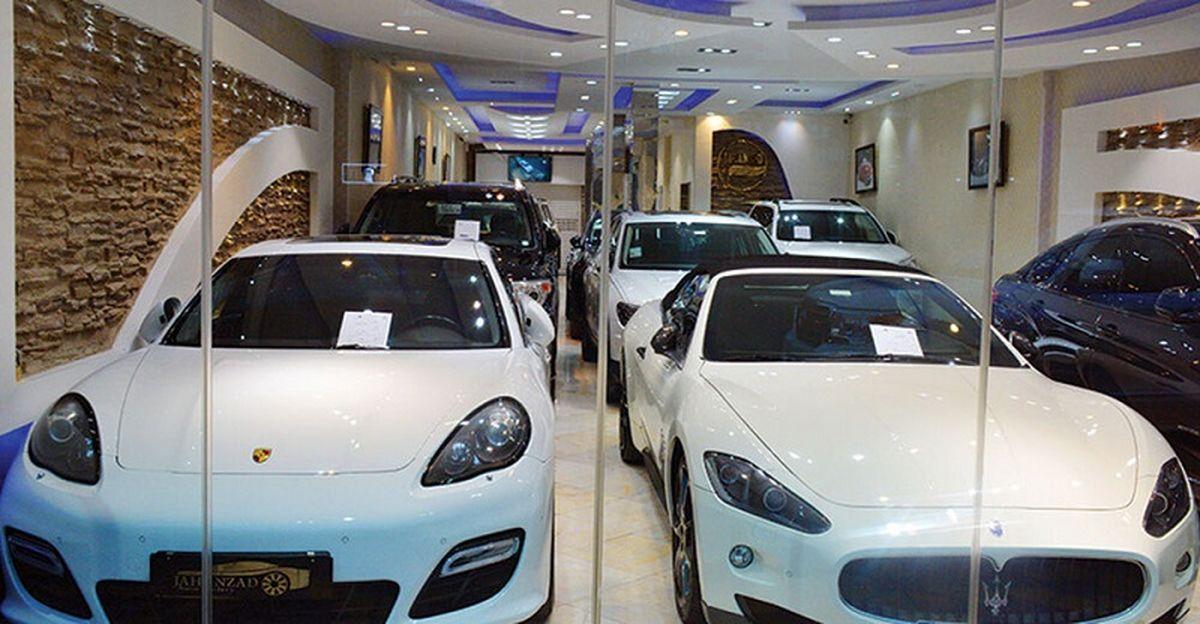 این خودرو ۲۰۰ میلیون گران شد/ قیمت عجیب گرانترین خودرودر بازار