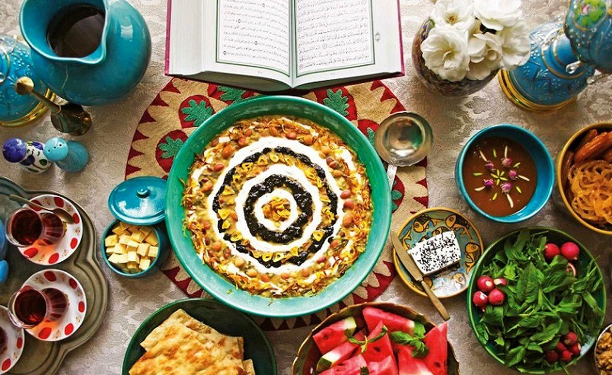 روزه بدون این خوراکیها در سحر و افطار ممنوع