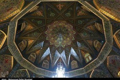 مقبره شاه عباس صفوی