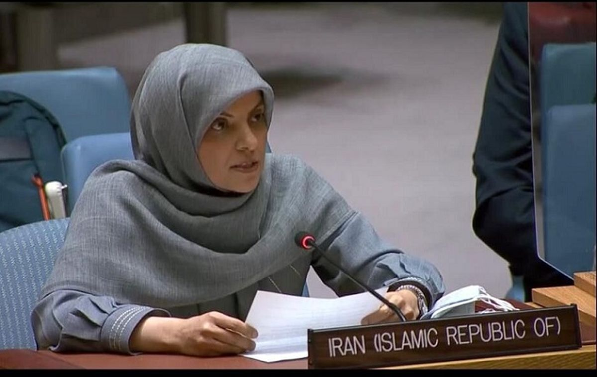 هشدار ایران به سازمان ملل درباره لغو تحریم ها علیه سوریه