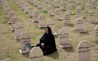 تصاویری هولناک از جنایت جنگی در حلبچه