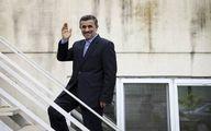 پشت پرده سفر احمدی نژاد به دبی| احمدی نژاد مهاجرت کرد؟