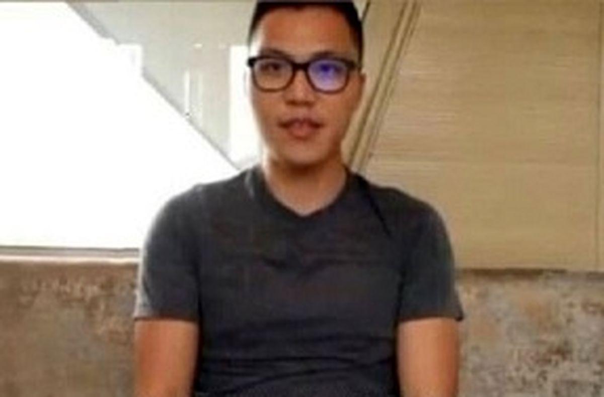 جوان چینی خبرساز در کاشان بازداشت شد