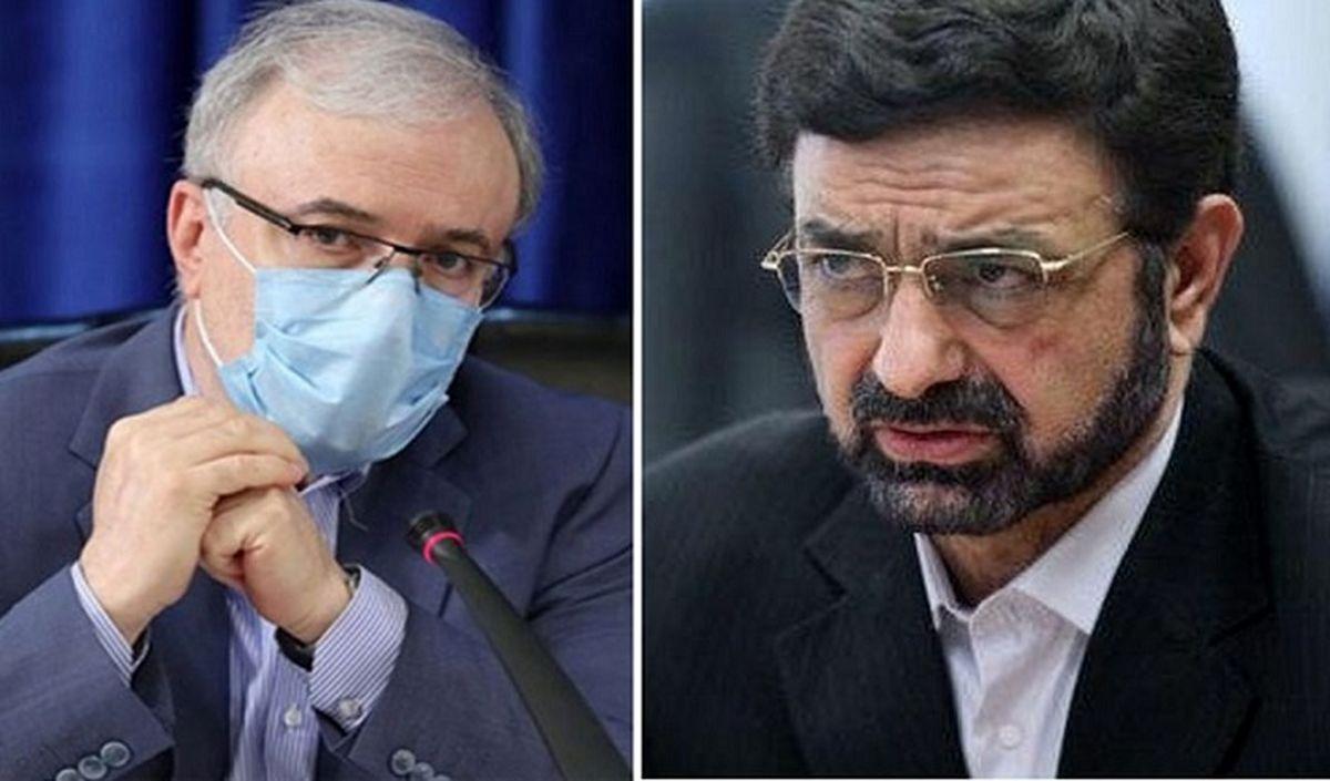 واکنش تند مالکی به فحاشی نمکی: مراقب بهداشت دهنت باش آقای وزیر!