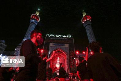 عزاداری امامزاده صالح