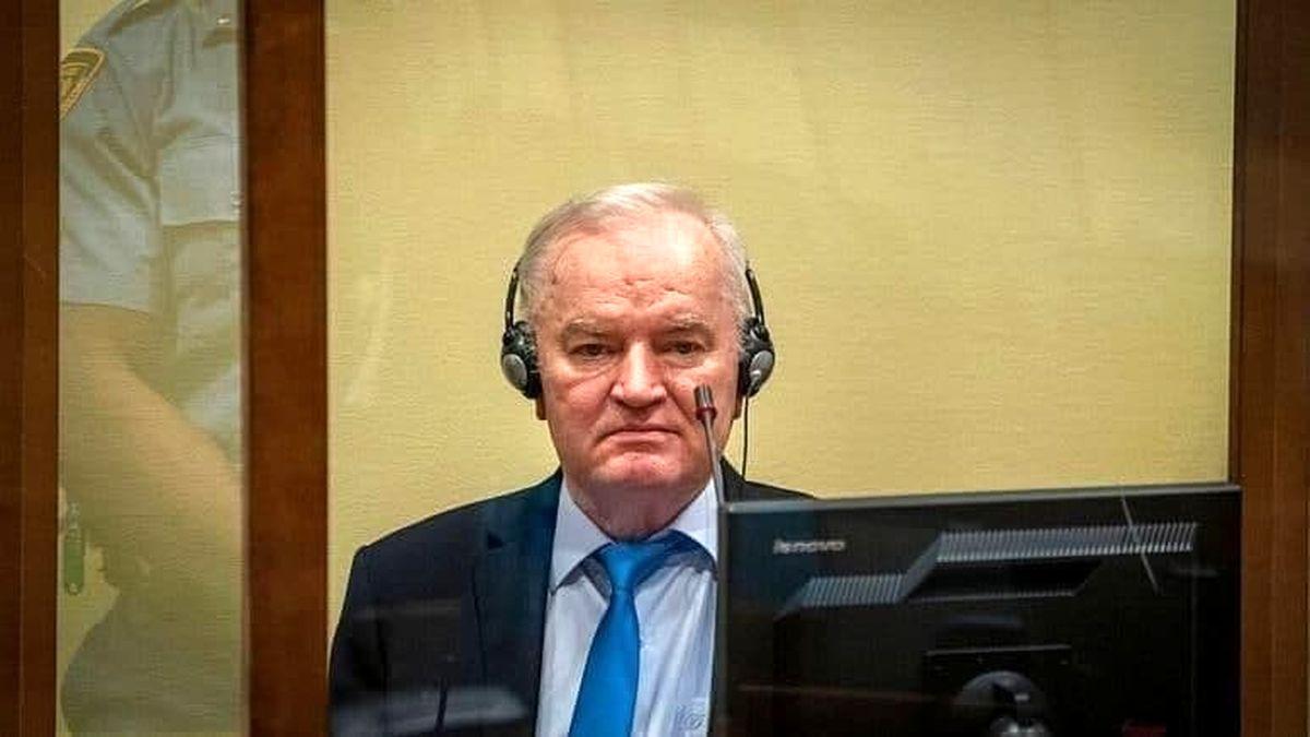 حکم حبس ابد «قصاب بوسنی» تایید شد + جزئیات