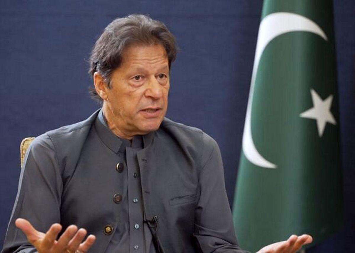 عمران خان موضع صریح پاکستان در قبال طالبان را تشریح کرد