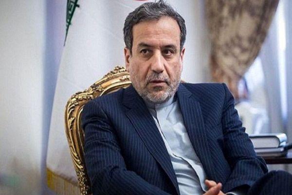 عراقچی گزارش خود را به روحانی و رئیسی داد