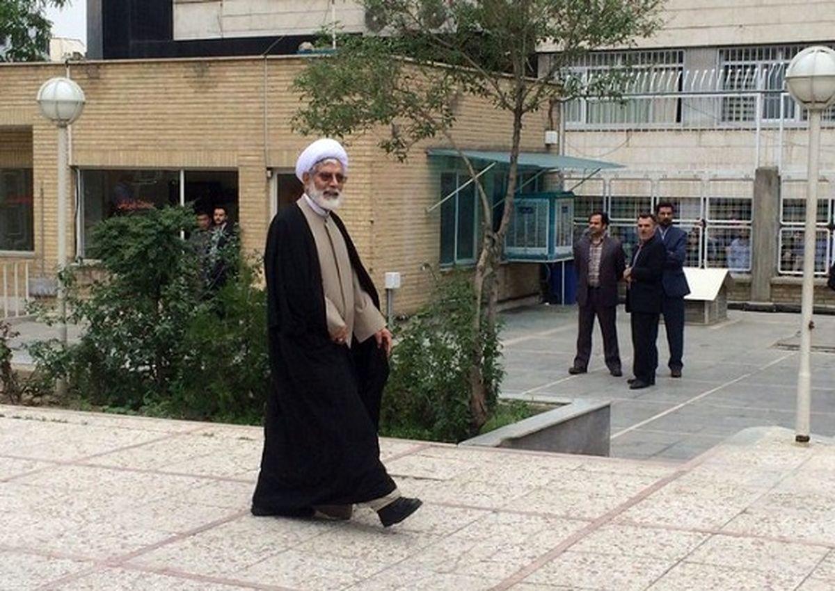 محسن رهامی هم نامزد انتخابات شد+ عکس