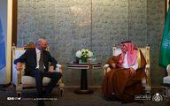 دیدار وزیر خارجه سعودی با رابرت مالی درباره ایران