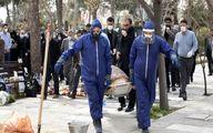 آمار تلخ کشته شدگان کرونا امروز 12 اردیبهشت + اینفوگرافیک