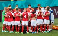 اتفاق فوق العاده ترسناک در زمین فوتبال