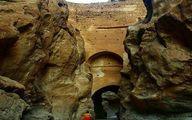 نازکترین سد جهان در طبس ایران