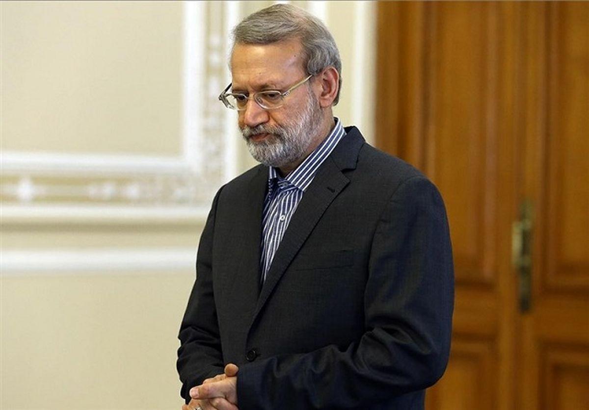 علی لاریجانی ردصلاحیت خود را پذیرفت
