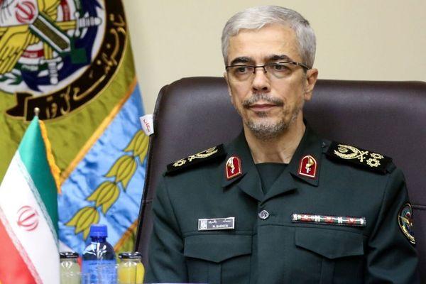 سرلشکر باقری: موازنه قدرت به نفع فلسطین تغییر یافته است