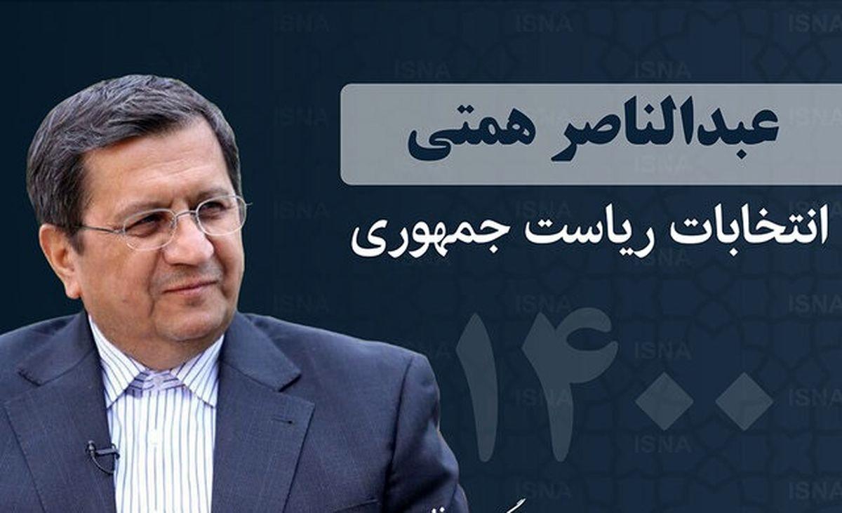 حمایت احتمالی  سیدحسن خمینی و محمدجواد ظریف از همتی