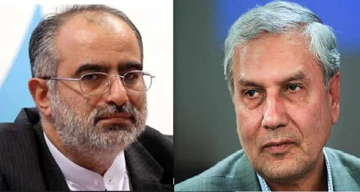 علی ربیعی جانشین حسام الدین آشنا شد