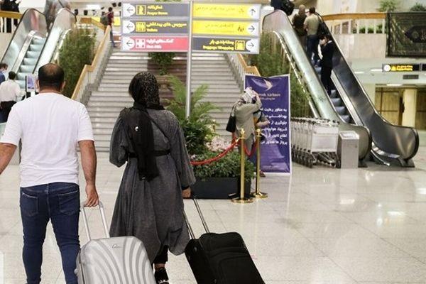 تعطیلی فرودگاههای ۳ استان در زمان مراسم تحلیف + جزئیات