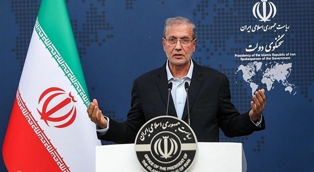 توضیحات مهم سخنگوی دولت درباره فایل صوتی جنجالی ظریف