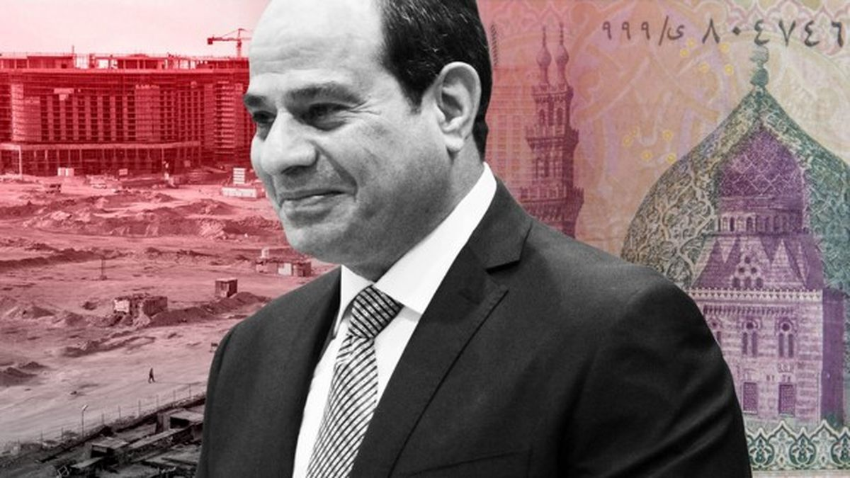 رویای جدید دیکتاتور مصر/ سیسی هم مثل مبارک سقوط می کند؟