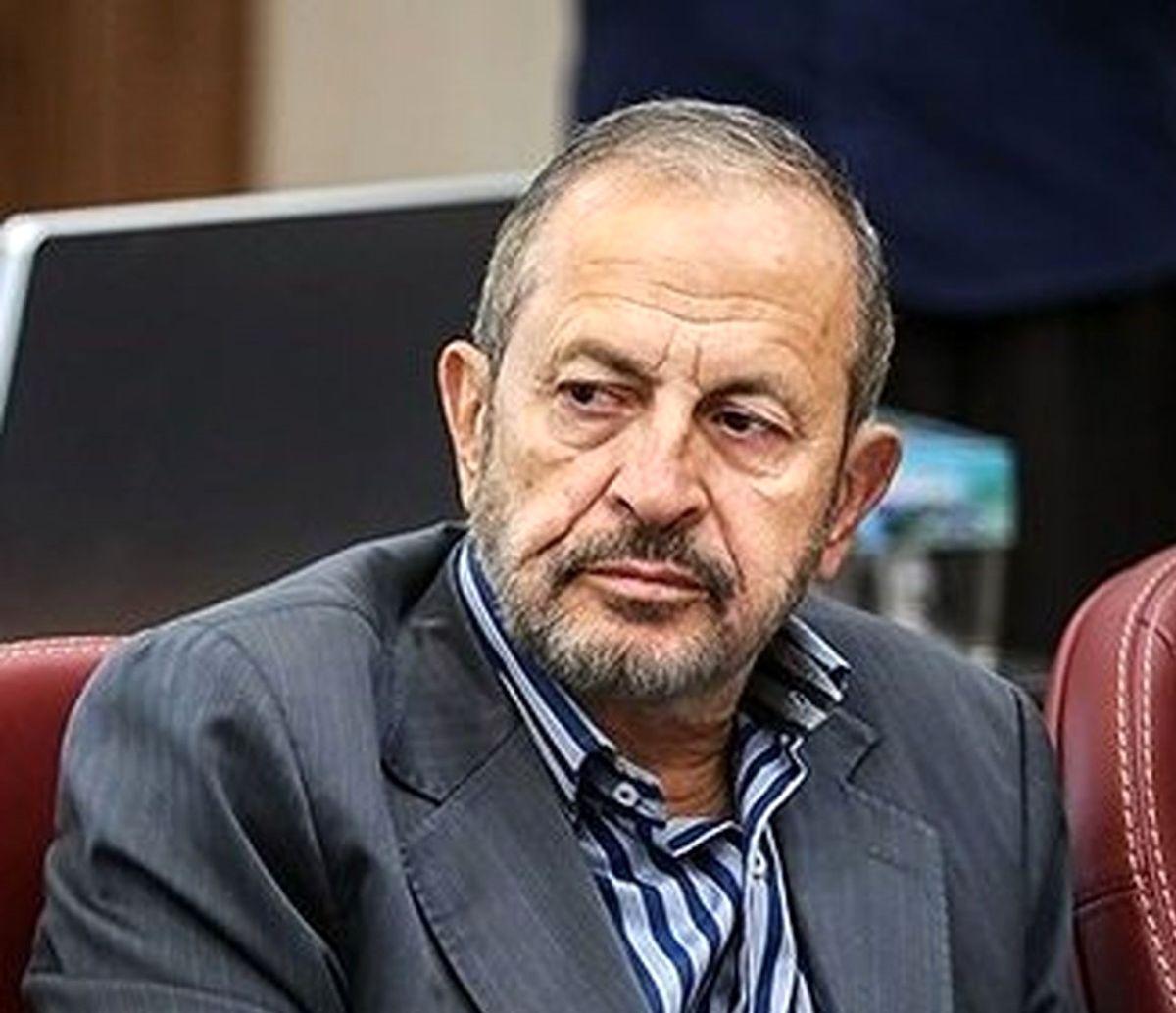 علیرضا افشار از انتخابات کناره گیری کرد + جزئیات