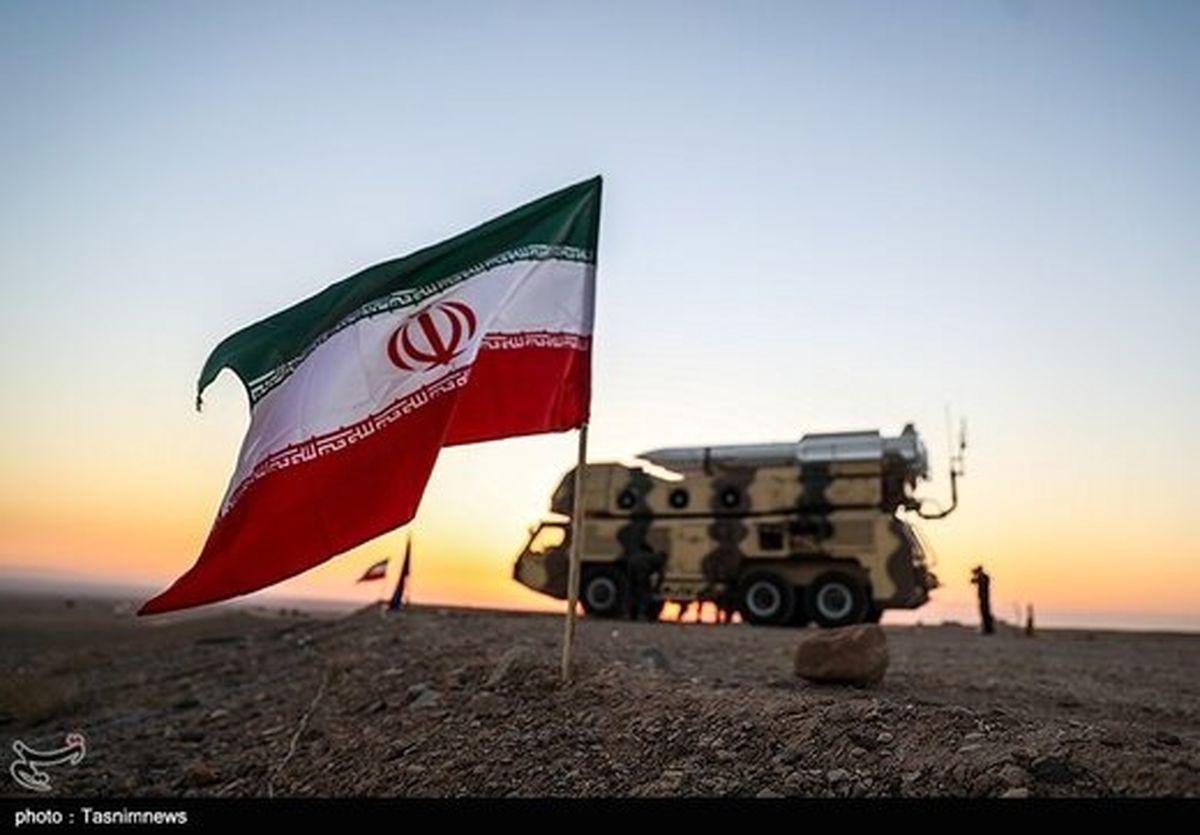 لحظه هشدار پدافند هوایی ایران به پهپاد آمریکایی