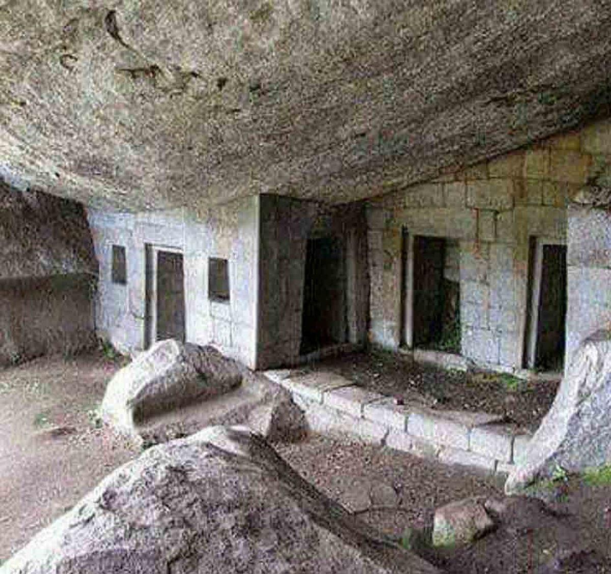 تصویری واقعی از  معبد خورشید متعلق به تمدن اینکاها