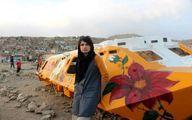 عجیبترین هنرمند ایرانی در افغانستان+عکس