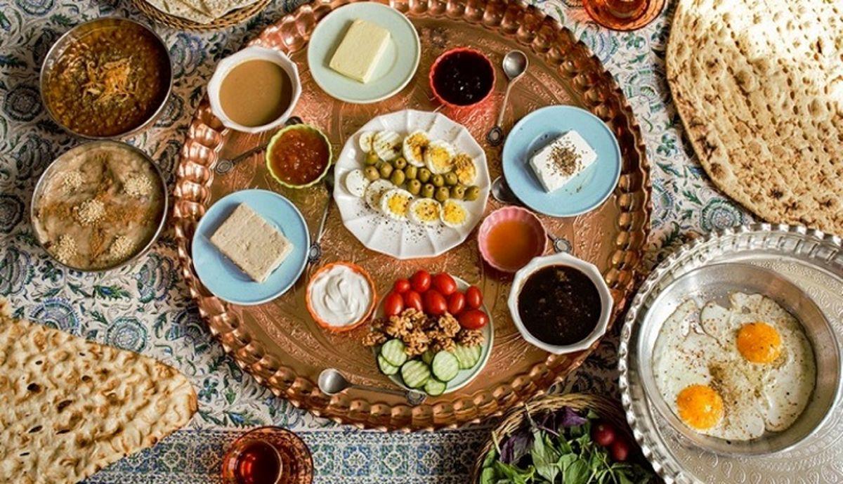 غذاهای ممنوع در وعده سحری چیست؟ / بهترین غذاها برای افطار