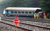 خروج مرگبار قطار مسافربری