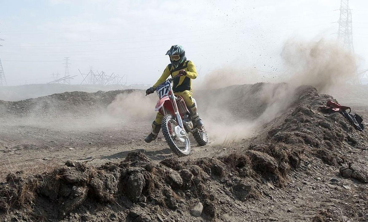 تصاویر دیده نشده از زنان موتورسوار در مشهد