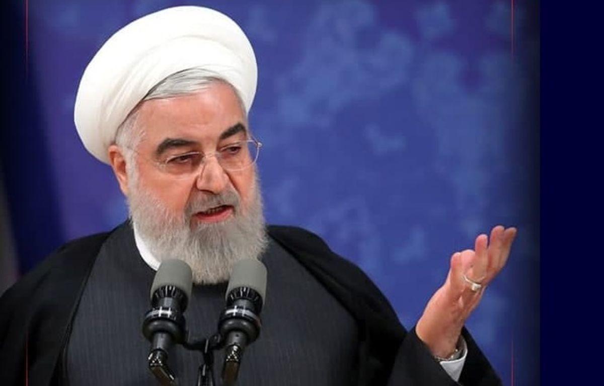 عصبانیت شدید روحانی از مجلس: یک فحش به آمریکا نمی دهند، فقط به دولت فحش می دهند