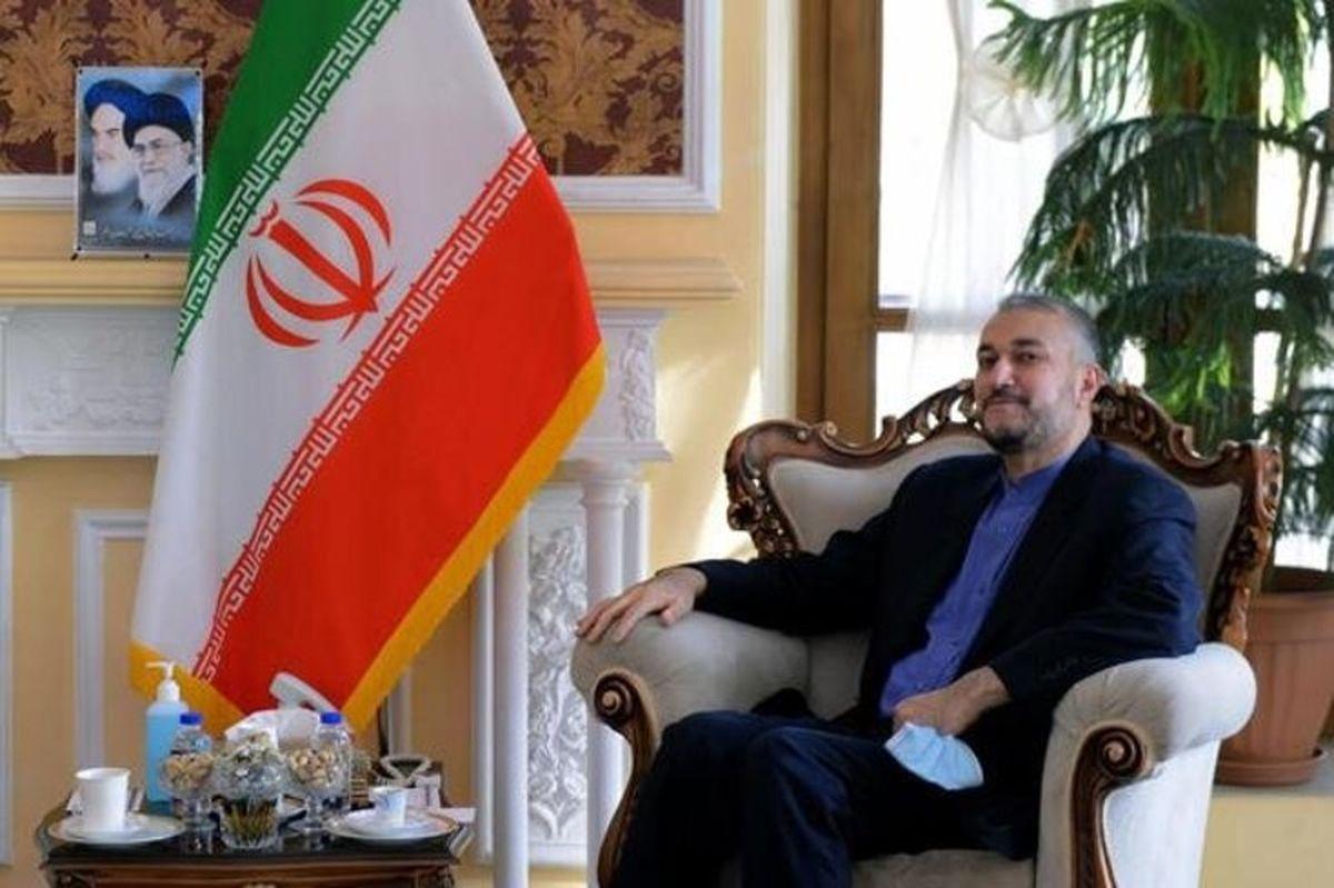 واکنش امیرعبداللهیان به حاشیه های بوجودآمده از ملاقاتهای خارجی با مقامات مجلس