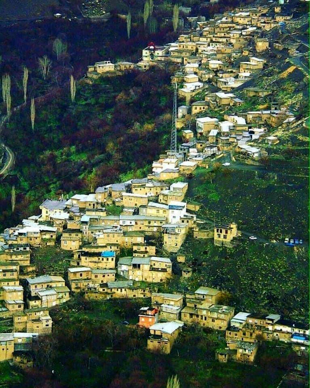 عجیبترین و متمدنترین روستای ایران کجاست؟ +عکس