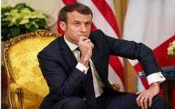 دفاع تمام قد رئیس جمهور فرانسه از یهودی ها / ماکرون: به حمایت از مرده و زنده یهودیها در فرانسه متعهدیم!