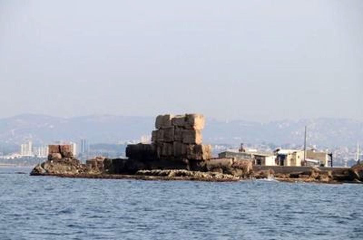 کشف ویرانههای بندر باستانی در طرطوس سوریه