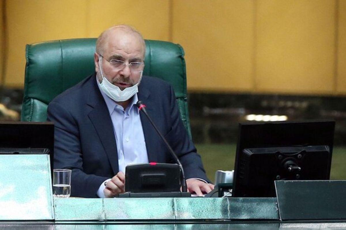 انتقاد تند رئیس مجلس از ناکارآمدی دولت