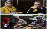 سیامک انصاری و جواد رضویان در جدیدترین کارشان + عکس