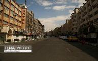 سیزده بدر سوت و کور در تهران